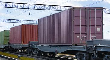 Контейнерные перевозки, Стан, Рязань, Москва, железнодорожные перевозки, жд